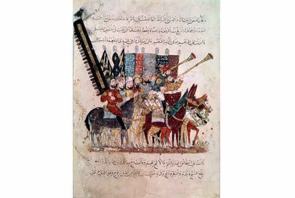The Arabs before Islam: A Rich, Exotic History