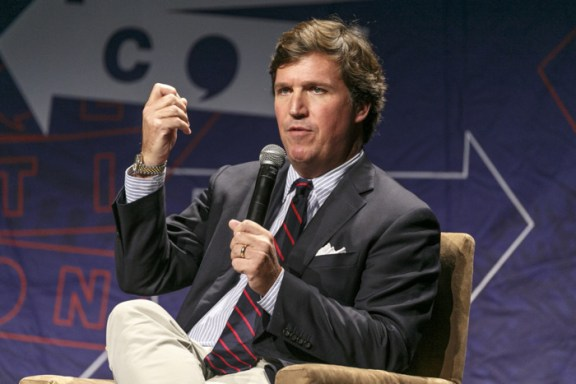 Tucker Carlson's Racist Comments Emerge, Day After Misogynistic Remarks