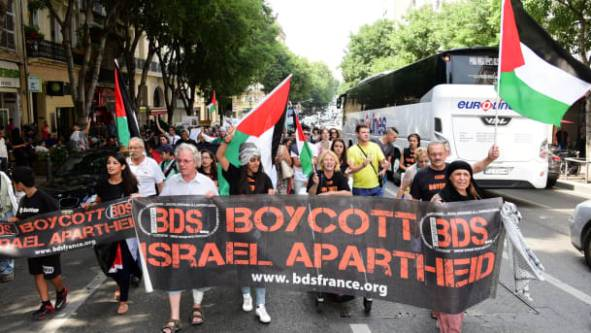 Protecting Americans' Right to Hear from the Leader of BDS, the Palestinian Non-Violent Campaign for Human Rights