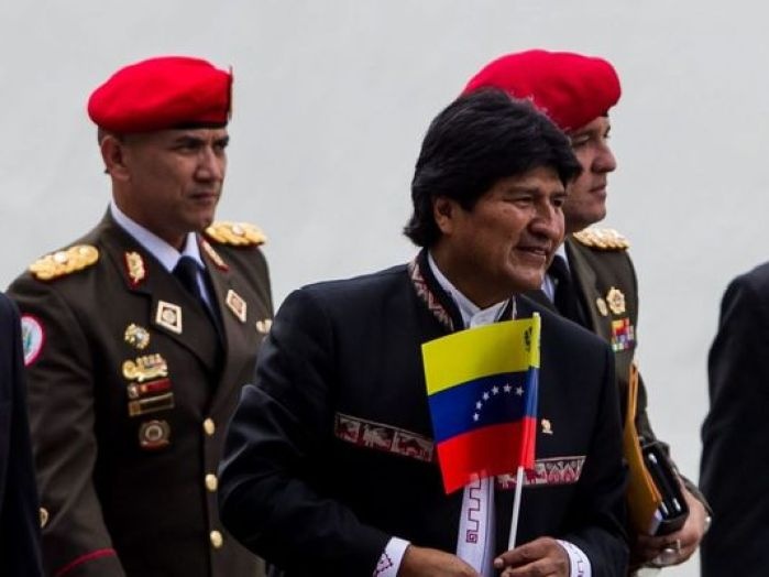 Bolivia Declares Israel a 'Terrorist State'
