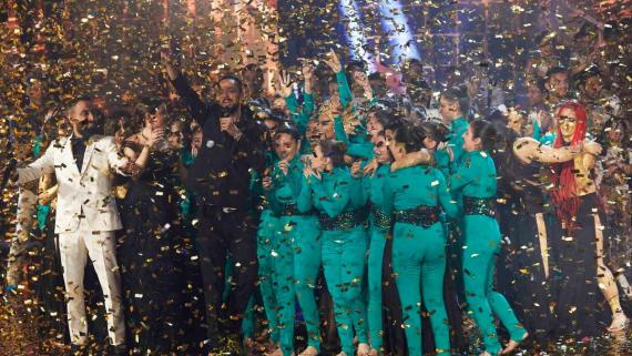 'Arabs Got Talent': All-Female Lebanese Dance Crew Mayyas Take Home the Prize