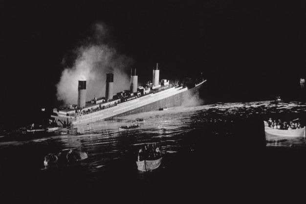 The Syrians Who Boarded the Titanic New York's Syrian Community Responds
