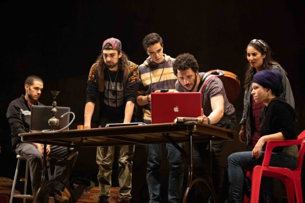 Musical-Drama 'We Live In Cairo' Follows Egypt's Arab Spring From Hope To Despair