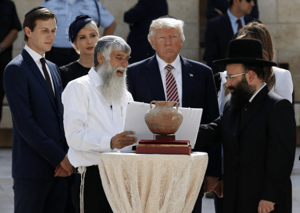 American Evangelicals: Smack in the Middle of the Arab-Israel Question