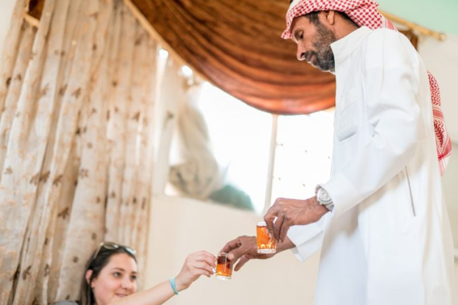 Hospitality in the Arab World