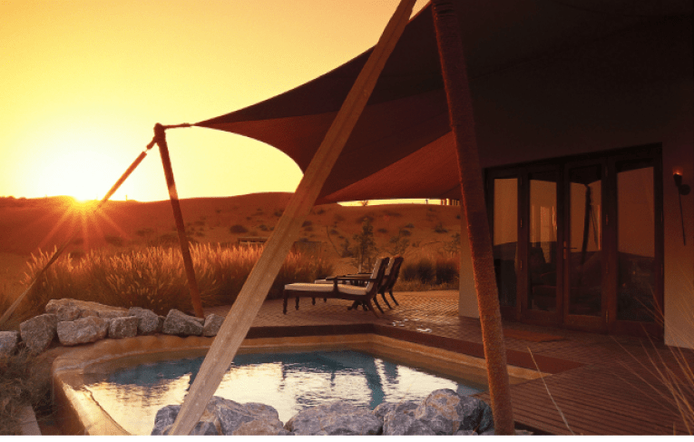 The Most Romantic Hotels in Dubai, from Opulent Suites to Private Picnics in the Dunes