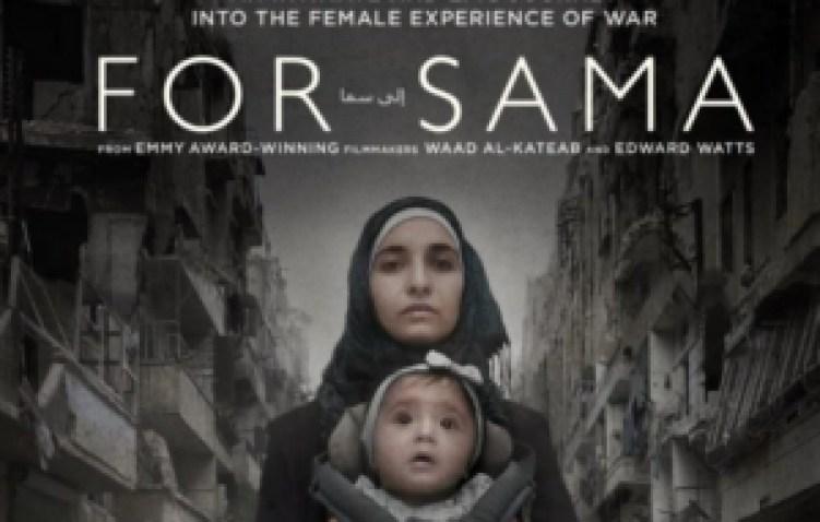 Cannes Film Festival Winning Directors Of FOR SAMA Join Tom Needham On SOUNDS OF FILM