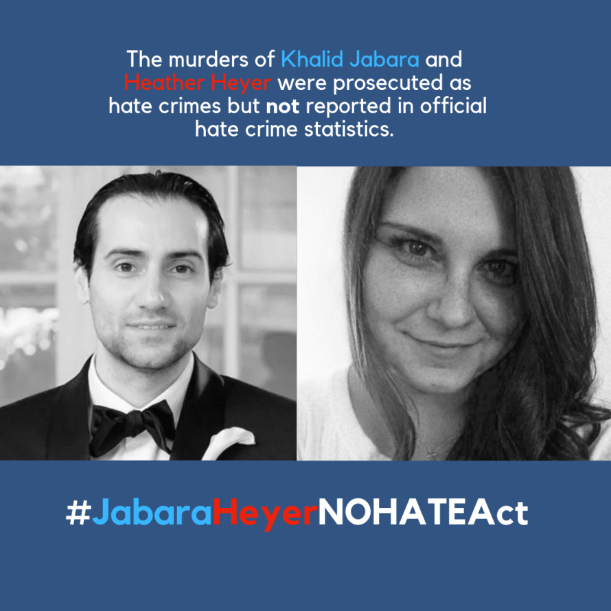 Remembering Khalid Jabara & Heather Heyer with Call to Action