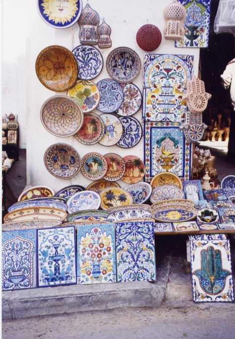 Tunisia's Sidi Bou Said - Haven of Artists, Poets and Writers