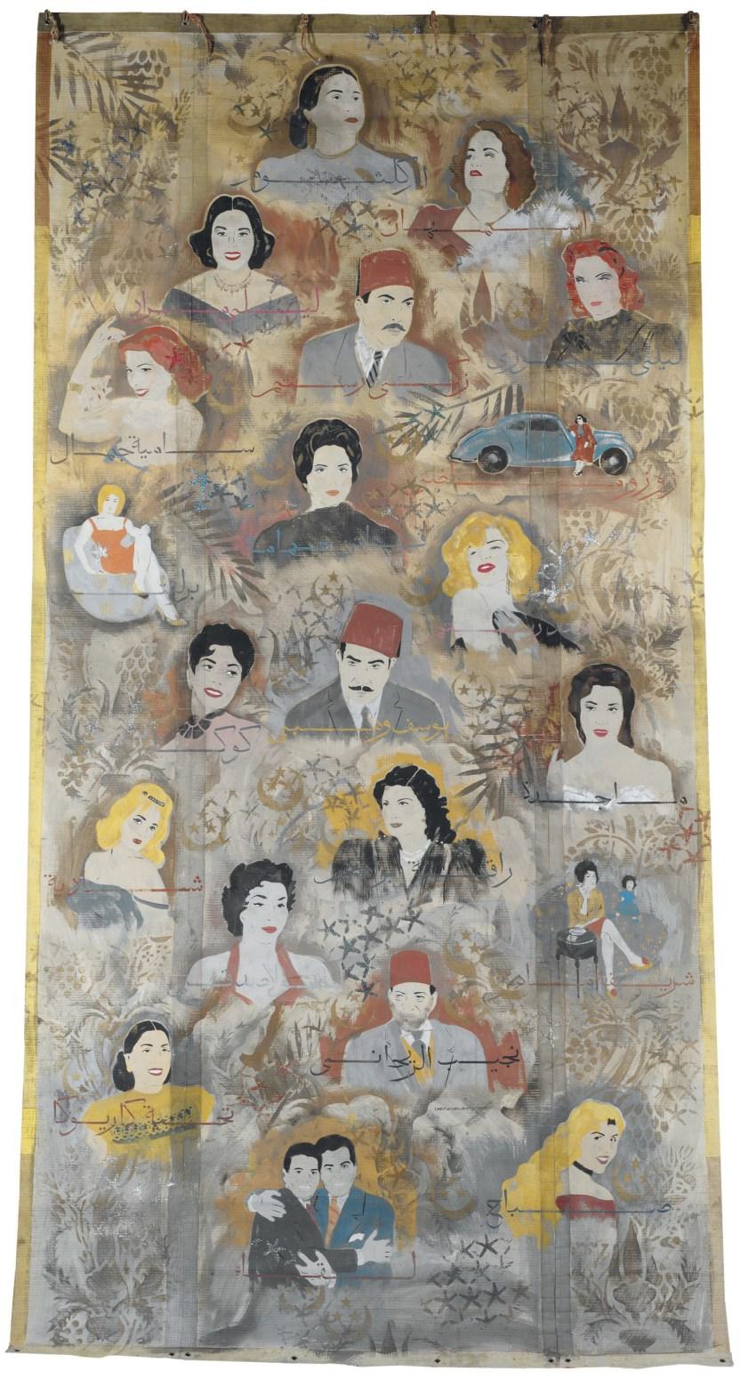 The Unique Magic of Arab Paintings