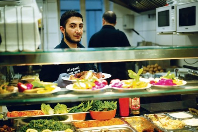 Syrian Refugees are Changing the Western World's Food Scene