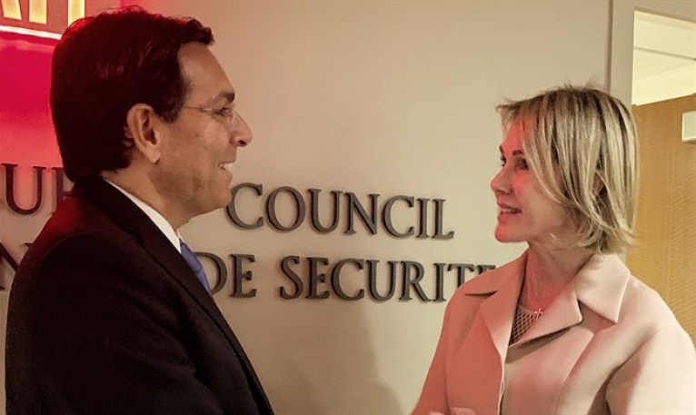 Kelly Craft: What are the views of the new US Ambassador to UN on the Israeli-Palestinian Conflict?