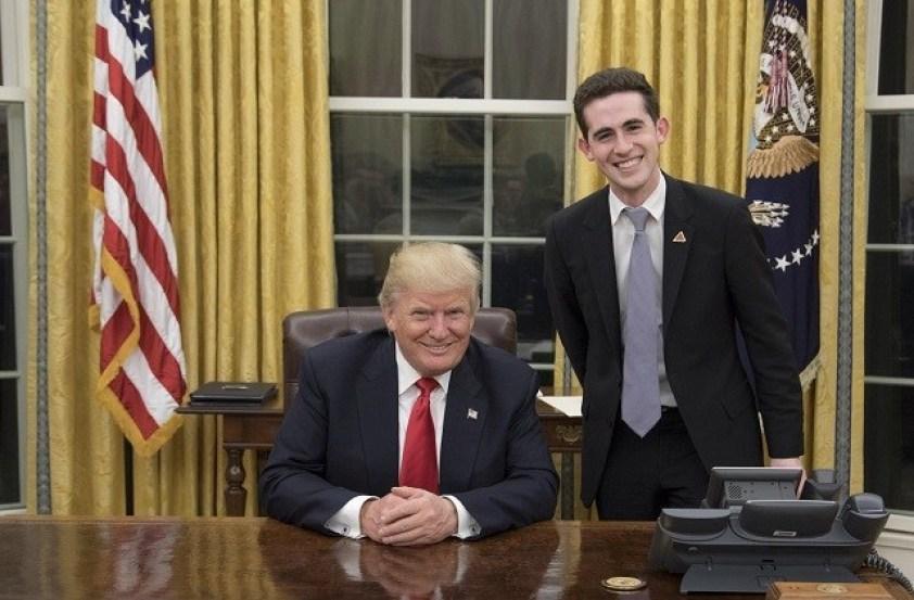 """Coffee Boy"" or ""Glorified Intern""...Trump's New Middle East Envoy?"