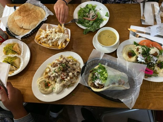 Eastside Lebanese Street-Food Gem Garlic Crush Comes to Seattle, and You won't be Disappointed