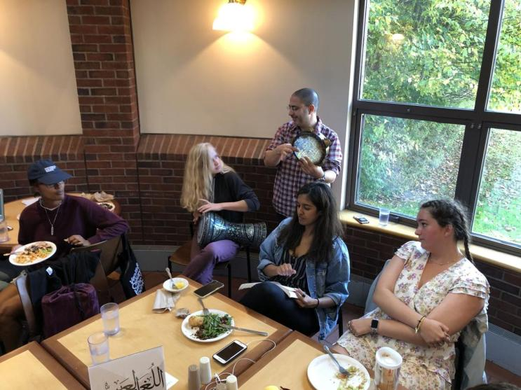 New Club Offers Musical Arabic Experience