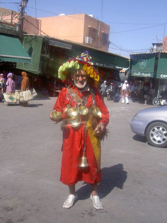 Following the Route of the Moroccan Sultans and Kings