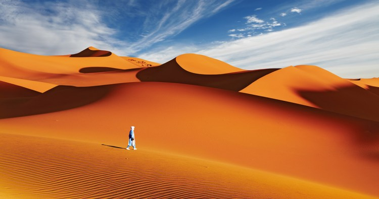 Discover the Beauty of the Arabian Deserts: Their Inhabitants and their Tourism