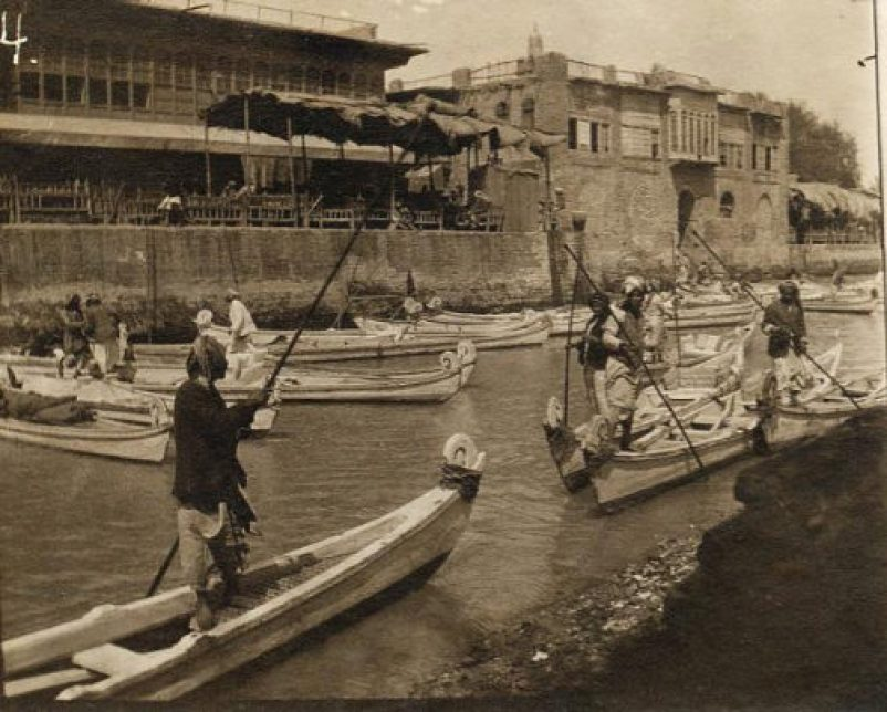 Basra: The 'Venice' of the East