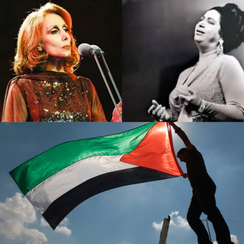 The Use of Music to Express the Plight of the Palestinian People