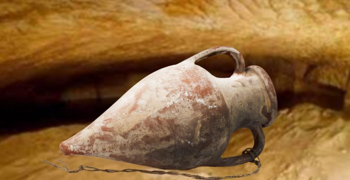 """Flooded Egyptian Tomb Reveals """"Human Soup"""" Burial Chamber"""