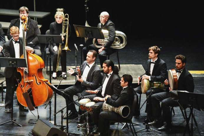 National Arab Orchestra Builds Bridges through Music