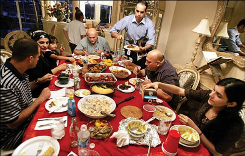 Give Thanks the Arab Way this Thanksgiving
