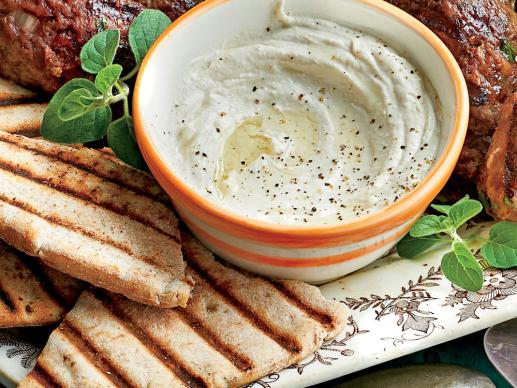 Healthy Dips from Around the World