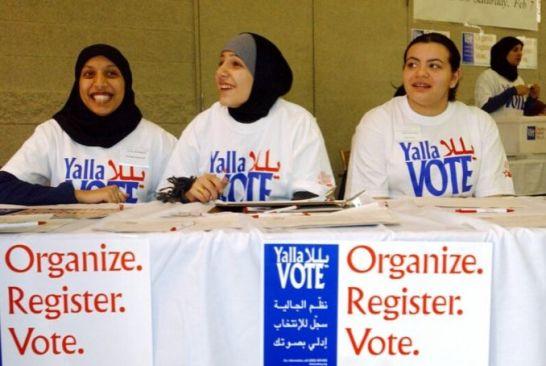 Virginia Turned Blue, Thanks to Arab Americans