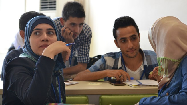 First University-Wide Scholarship Program for Displaced Students