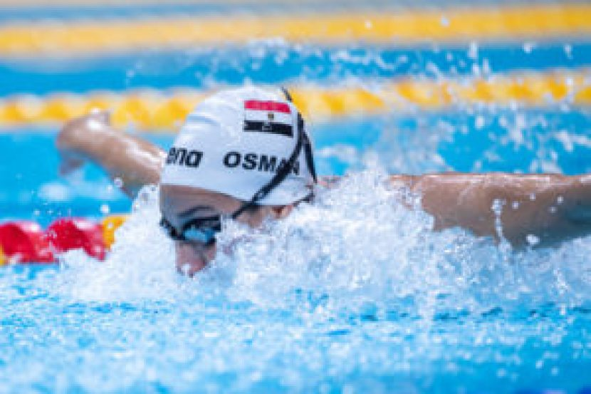 Farida Osman - the Egyptian Olympic Swimmer That Breaks Records and Barriers at the Same Time