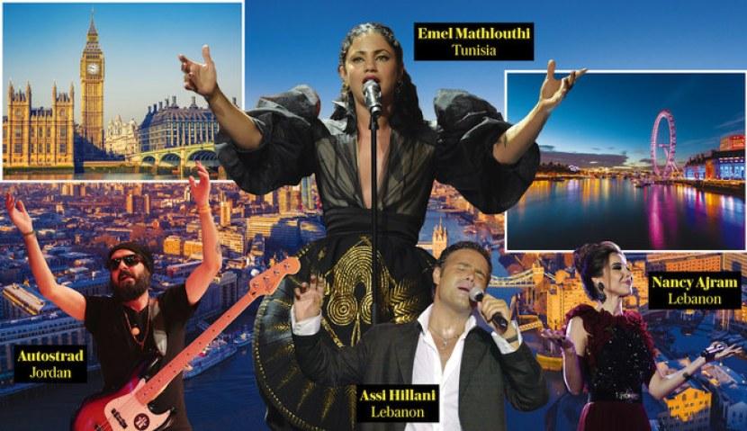 Arab Pop Culture is Making Waves in London