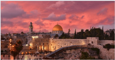 The State of Israel & Palestine: A Conversation with Hasan Ayoub