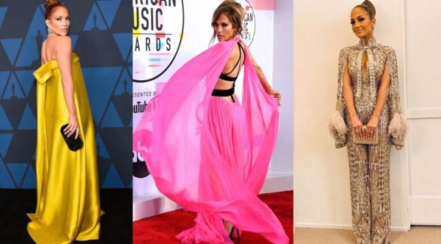 Jennifer Lopez's Love Affair with Arab Designers Continues