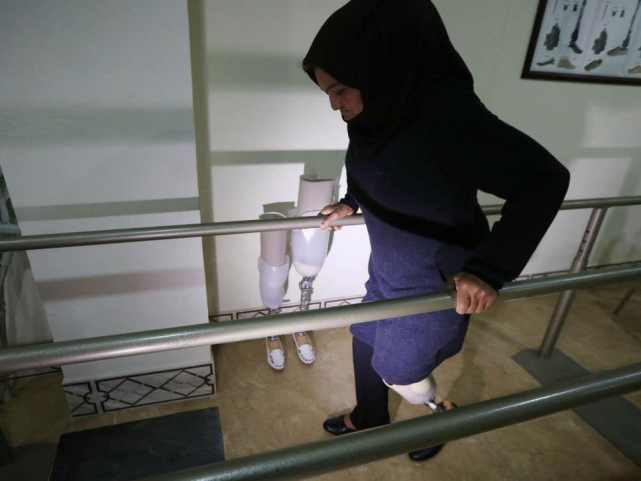 How Civil Protests in the Middle East Sparked a Movement among Disabled Arab Women Like Me
