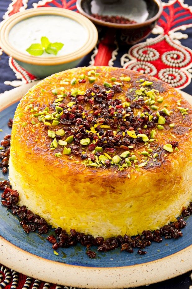 Zereshk Polo: The Regal Rice of Persia