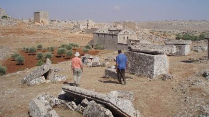 Syria War: Forgotten Amid the Bombs: Idlib's Ancient, Ruined Riches