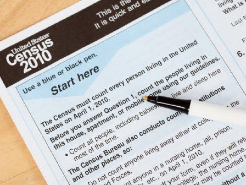 Census 'Do I look White'?