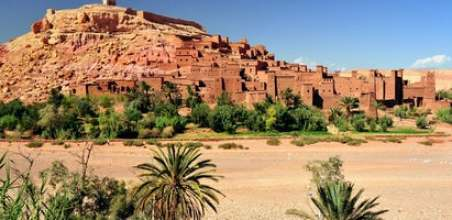 From Erfoud to Ouarzazate- It's Kasbahs Everywhere