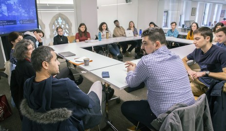 At Yale, You can Now Study Hebrew and Arabic — in the Same Course