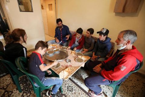 Coronavirus Compounds Lebanon's Woes, Many Struggle for Food