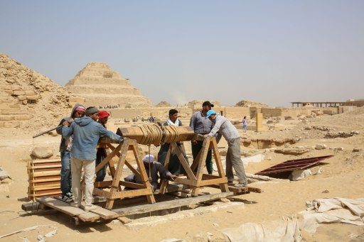 Ancient Egyptian 'Funeral Home' was One-Stop Shop for the Afterlife