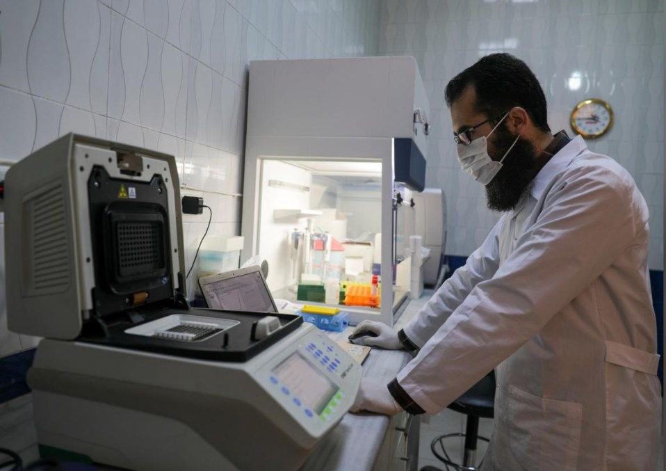 Pandemic Repercussions in Syria