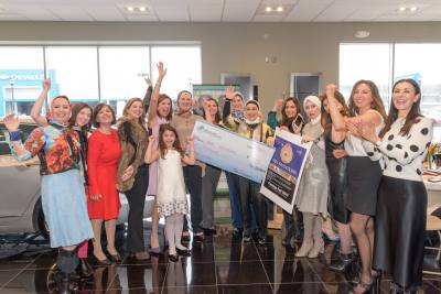 100 Arab American Women Who Care Virtual Event