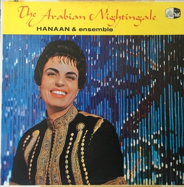 Greater Syrian Diaspora at 78 RPM: Hanan: An Arab Musical Icon