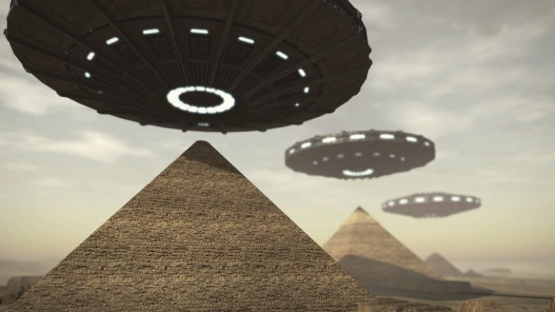 Why Thinking that Aliens Built the Pyramids is Problematic