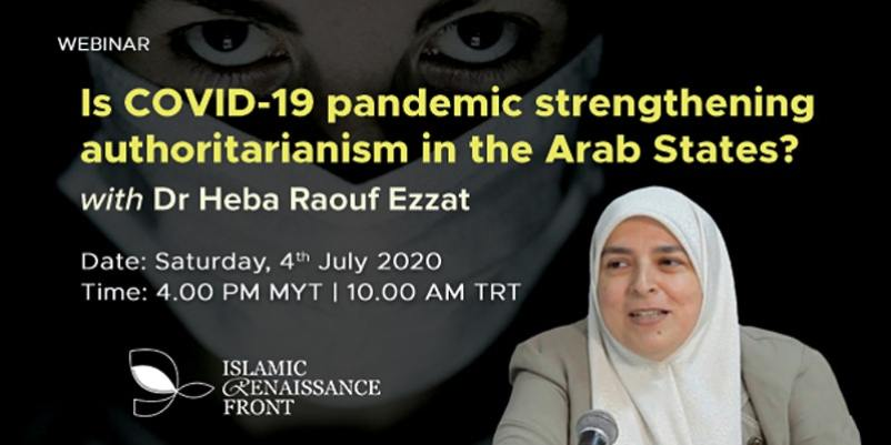 Is COVID-19 pandemic strengthening authoritarianism in the Arab States?