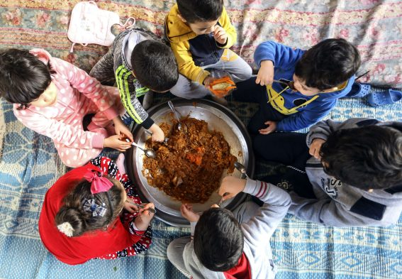 Couscous: From the Berber Tribe to the Whole World