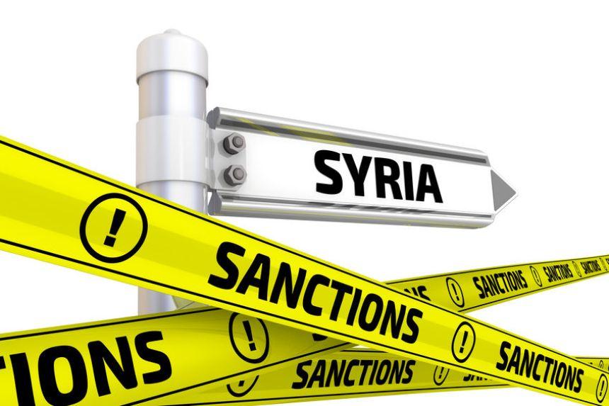 Sanctions on Syria Strike Women the Hardest