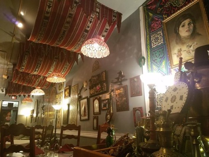 10 Arab Restaurants to Check Out in the