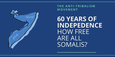 60 Years of Independence: How free are all Somalis?